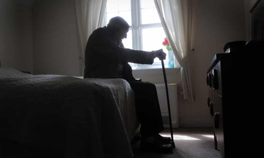 A million over-65s 'still at risk of loneliness as UK lockdown eases'